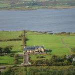 Lakelands Farm Guesthouse with Lough Curraine just 300m away