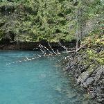 Creek near Lava Lake