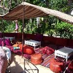 Maurisches Cafe