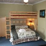 113 Robberg B&B - one of our bedrooms