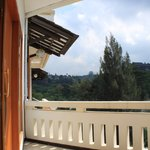 De Hill Private Balcony