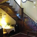 The Oak Staircase