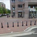 Street view of Cosi at Mason Law/Virginia Square Metro