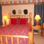 The bunkhouse Room