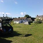 Rozel Campsite, field