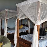 Foto de Tloma Mountain Lodge, Tanganyika Wilderness Camps