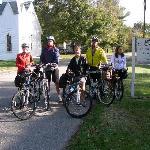Departing the Chestnut Ridge Country Inn