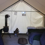 Tuolumne Meadows Lodge, Tent Cabin