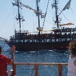 gallion boat