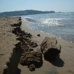 local beach-nearest to hotel