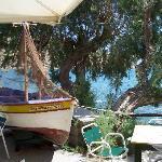 Moklos village pêcheur