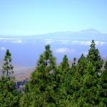 El Teide desde el Roque Nublo