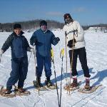 Winter Fun at Viamede Resort