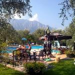Garten-und Poollandschaft Villa FLORIDA 8/10_02