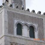 カスバモスクのモザイク