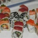 köstliche Experimental Sushi