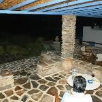 unser Balkon mit Meersicht