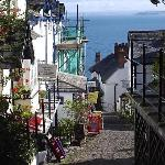 Clovelly, a nearby place of interest