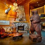Mount Rushmore Lodge at Palmer Gulch Foto