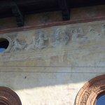 affreschi deteriorati