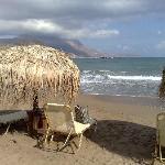 Maria Beach - sun bed