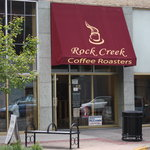 Rock Creek Roasters store front