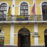 Hotel Catedral street view