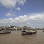 Mekong Delta at Cai Be