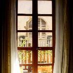 Ventana-balcon habitación