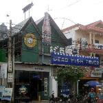 Dead Fish Tower Restaurant, Siem Reap
