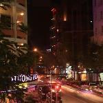 DongDo at night