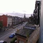 Las vistas desde nuestra habitación
