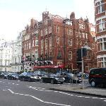 Beautiful Milestone Hotel in London