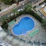 PISCINA HOTEL PRINCIPAL, GANDÍA