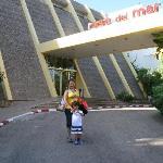 Entrada al Hotel
