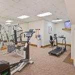 Fitness Center, Business Center, Conference Rooms available