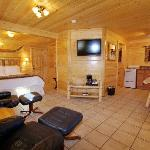 Cabin Suite with Full kitchenette