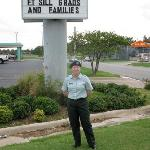 The Baymont is very welcoming to military families.