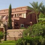 une magnifique maison d'hotes sur le golf amelkis
