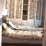 Bedroom at Sister Fidelma B and B