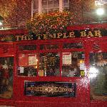 Famous Temple Bar