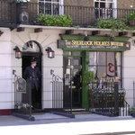 Sherlock Holmes Museum - Baker Street, London