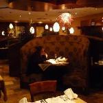 Restaurant de l'hôtel (Globe-Trotter)