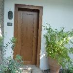 Zugang zur (angeblichen) Suite, d.h. Zimmer Nr. 830 (Hochsaison zu EURO 880.00/Tag/Einheit; zu u