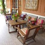 Lounge Area, Garden