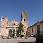 la place du Duomo en centre ville