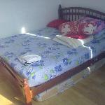 Bed... barely usable..