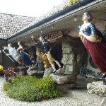 The Valhalla Figurehead centre in Abbey Gardens
