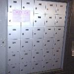 The mailboxes