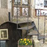 Great photography shop, Vezelay